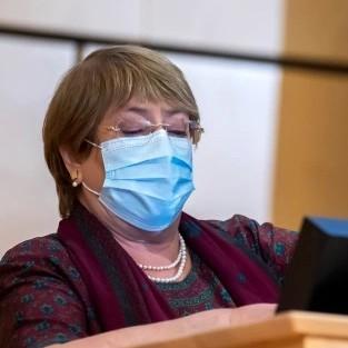 Diario Frontera, Frontera Digital,  MICHGELLE BACHELET, Internacionales, ,Bachelet presentó actualización de informe sobre Venezuela