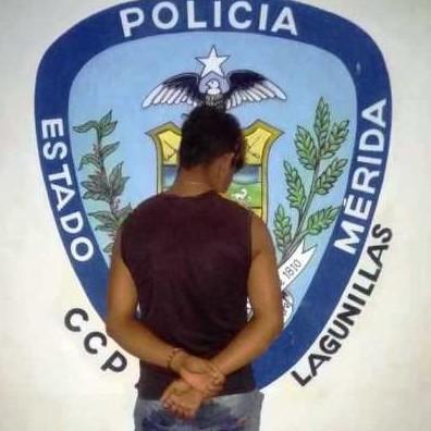 Diario Frontera, Frontera Digital,  LAGUNILLAS, Sucesos, ,POLICÍA CAPTURO A JOVEN TRAS VIOLAR  A SU HERMANITA DE 7 AÑOS EN LAGUNILLAS