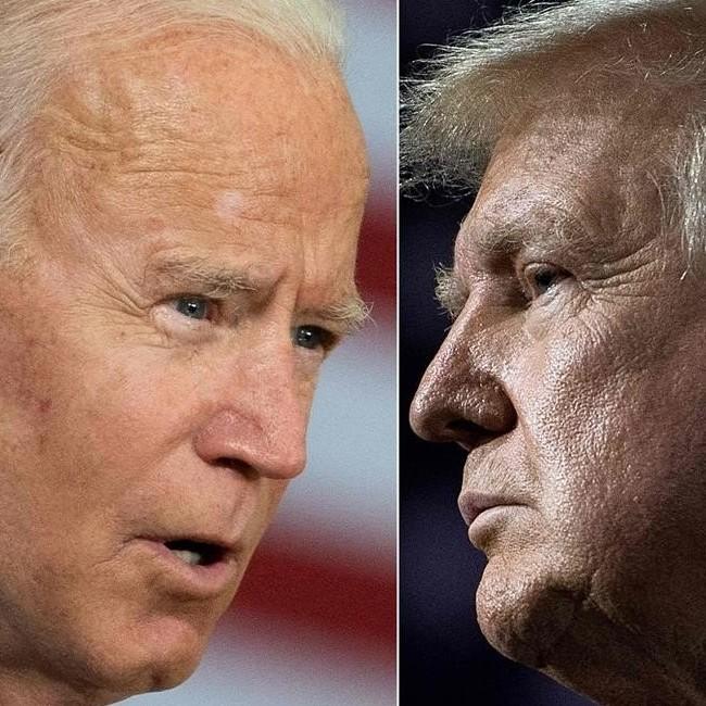 Diario Frontera, Frontera Digital,  DEBATE TRUMP Y BIDEN, Internacionales, ,Trump y Biden se enfrentan en un debate  sin apretón de manos y casi sin público