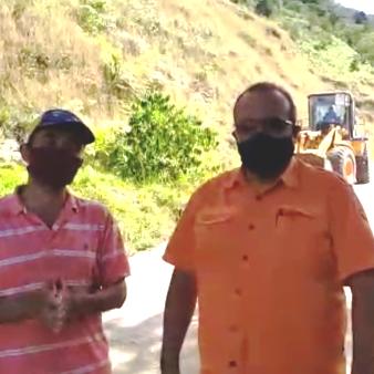 """Diario Frontera, Frontera Digital,  ALCIDES MONSALVE, ALCALDE DE MÉRIDA, Regionales, ,Alcides Monsalve Cedillo: """"Rehabilitamos  vía de San Rafael de El Chama"""""""