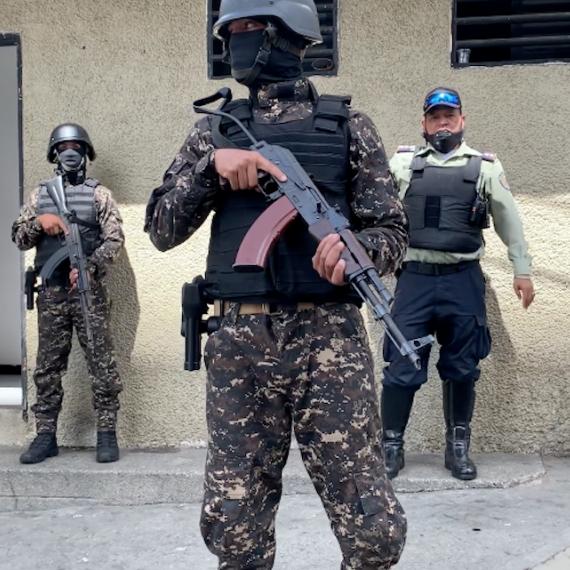 Diario Frontera, Frontera Digital,  FAES, Sucesos, ,13 antisociales abatidos y 2 personas muertas por balas perdidas  dejó el intento de tomar La Vega por secuaces del Coqui