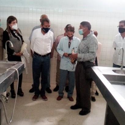 Diario Frontera, Frontera Digital,  HOSPITLA II EL VIGÍA, Panamericana, ,Avanza consolidación de primera etapa  de la sala de anatomía patológica