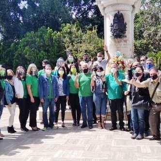 Diario Frontera, Frontera Digital,  ANIVERSARIO DE COPEI, 75 AÑOS, ARQUÍMEDES FAJARDO, Politica, ,Merideños recordaron que hace 75 años  se fundó el partido Copei