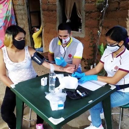 Diario Frontera, Frontera Digital,  CÁRITAS MÉRIDA, Regionales, ,Alianza Cáritas Mérida - Cisp brindó  asistencia médico nutricional en Miticanoy
