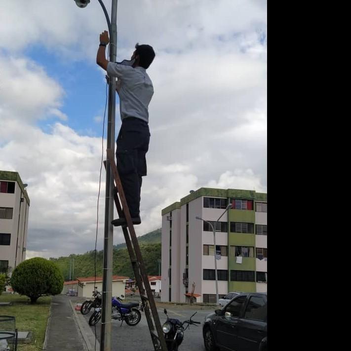 Diario Frontera, Frontera Digital,  cantv, Mocoties, ,Cantv conectó Wi-Fi a los habitantes de La Galera de Tovar