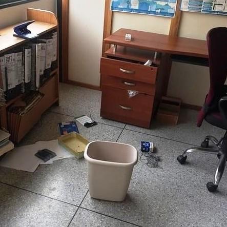 Diario Frontera, Frontera Digital,  ROBO ULA, Regionales, ,El hampa desmantela a la ULA