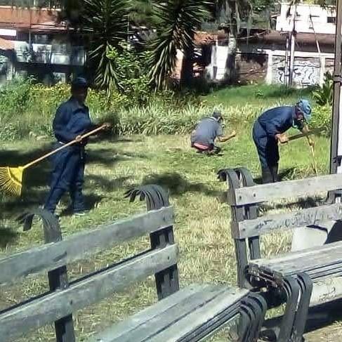 Diario Frontera, Frontera Digital,  CORMETUR, Regionales, ,Cormetur inició mantenimiento de plazas y parques en Mérida