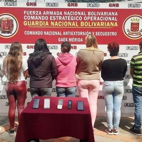Diario Frontera, Frontera Digital,  Conas- Gaes 22 de Mérida, Sucesos, ,CONAS APREHENDIÓ A SEIS MUJERES Y UN CIUDADANOS TRAS VIOLAR DECRETO CON CORONAPARTY EN BAILADORES