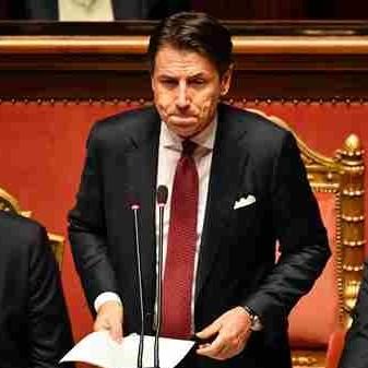 Diario Frontera, Frontera Digital,  ITALIA, CONTE, Internacionales, ,Primer ministro de Italia presentará su dimisión  tras perder la mayoría en la Cámara Alta