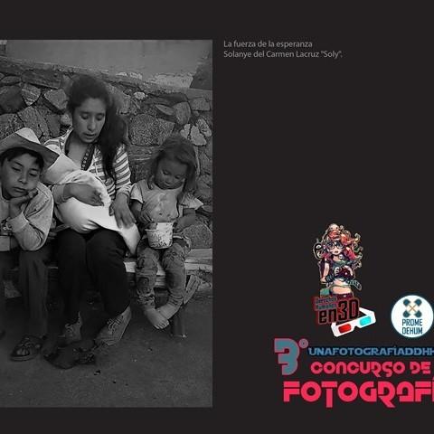 Diario Frontera, Frontera Digital,  PROMEDEHUM, Regionales, ,Tercer concurso de fotografía de PROMEDEHUM promueve la defensa DDHH