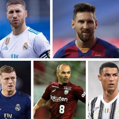 Diario Frontera, Frontera Digital,  EL ONCE DE LA DÉCADA, Deportes, ,Ramos, Iniesta, Messi, CR7, Marcelo y Modric en el 11 de la década