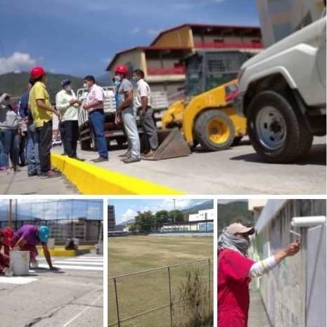 Diario Frontera, Frontera Digital,  CALLE 26, Regionales, ,Jehyson Guzmán inspeccionó trabajos ejecutados por el gobierno bolivariano