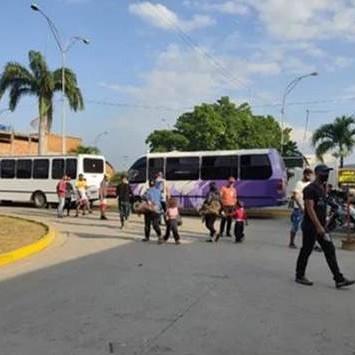 Diario Frontera, Frontera Digital,  MOVILIZACIÓN FRONTERIZA, COLOBIA, VENEZUELA, Nacionales, ,165 mil personas se movilizaron por la frontera en diciembre