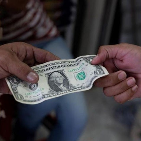 Diario Frontera, Frontera Digital,  DÓLAR, INTERCAMBIO COMERCIAL, Nacionales, ,El dólar se usó en 18,6 % de las actividades comerciales en 2020