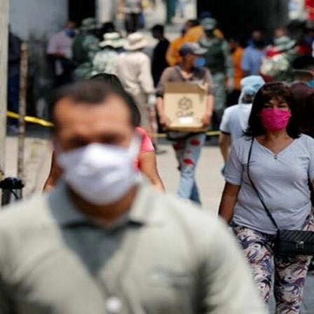 Diario Frontera, Frontera Digital,  COVID19, Nacionales, ,Venezuela añade 547 nuevos contagios y 6 muertes por coronavirus