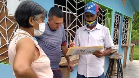 https://www.fronteradigital.com.ve/Parroquia Caño el Tigre se suma a la  Unidad  con Ramón  Guevara y Víctor Bustamante