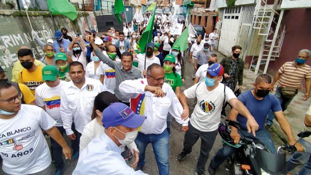 """https://www.fronteradigital.com.ve/Edgar Márquez: """"El gobernador nunca apoyó  al bloque de alcaldes opositores de Mérida"""""""