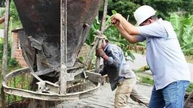 https://www.fronteradigital.com.ve/Gobierno Revolucionario avanza con los trabajos   en el desarrollo habitacional Quebrada El Barro