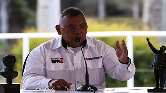 https://www.fronteradigital.com.ve/Ministro Reverol: Ataque al sistema eléctrico  afectó 30% de la energía de la Región Capital