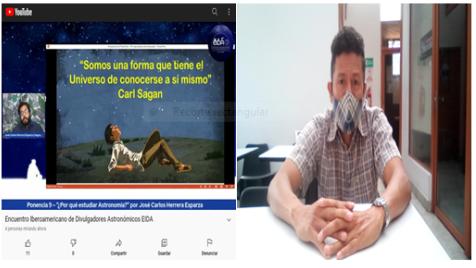 https://www.fronteradigital.com.ve/Divulgadores científicos del CIDA  refuerzan sus conocimientos en eventos astronómicos online