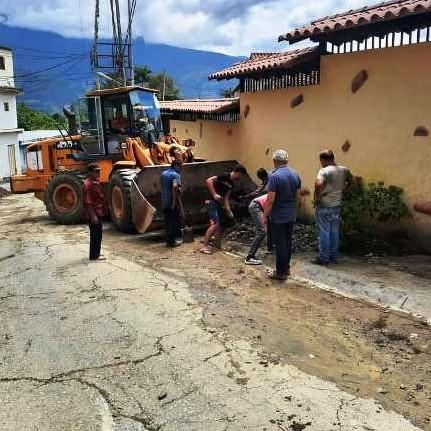 Diario Frontera, Frontera Digital,  ALCALDÍA DE MÉRIDA, LUMONTY, Regionales, ,Maquinaria de la Alcaldía de Mérida recupera espacios de la Lumonty