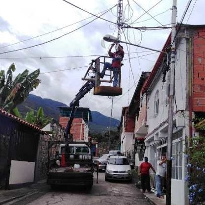 Diario Frontera, Frontera Digital,  ALCALDÍA DE MÉRIDA, Regionales, ,Alcaldía de Mérida recuperó e instaló luminarias en el Sector de San Isidro