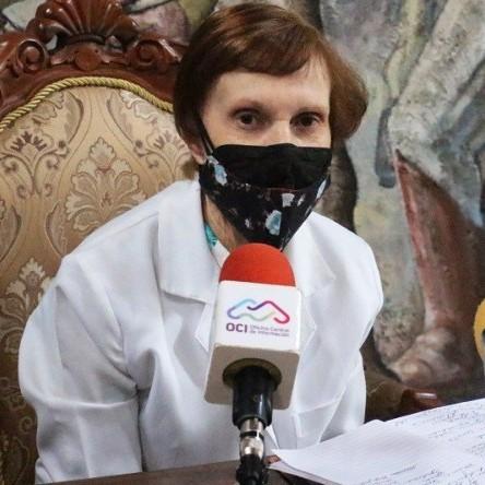 Diario Frontera, Frontera Digital,  IAHULA, DIRECTORA, Salud, ,Directora del Iahula aclaró situación irregular  en entrega de cadáveres en la morgue