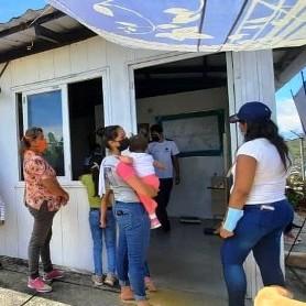Diario Frontera, Frontera Digital,  cáritas, Regionales, ,Cáritas Mérida y Fundación Paula  brindaron asistencia multisectorial en San Pedro