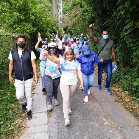 """Diario Frontera, Frontera Digital,  MARÍA VERGARA, EJIDO, Regionales, ,María Vergara """"La Nena"""": """"Rescatemos la dignidad del municipio Campo Elías"""""""