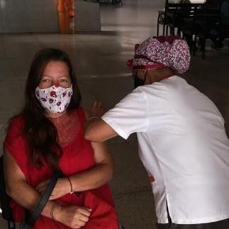 Diario Frontera, Frontera Digital,  OPERATIVO, TERMINAL DE PASAJEROS, MÉRIDA, Salud, ,Operativo de vacunación masiva en la Terminal de Pasajeros