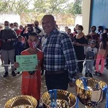 Diario Frontera, Frontera Digital,  ASOFÚTBOL MÉRIDA, Deportes, ,En las finales del torneo de Asofútbol Mérida Estudiantes se llevó tres títulos