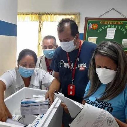 Diario Frontera, Frontera Digital,  Habitantes de Santa María de Caparo, Regionales, ,Habitantes de Santa María de Caparo se beneficiaron con jornada médica