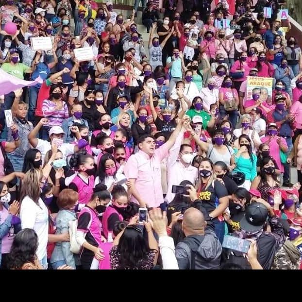 Diario Frontera, Frontera Digital,  Encuentro Municipal de Mujeres con Jesús Araque, Politica, ,Realizado Encuentro Municipal de Mujeres con Jesús Araque