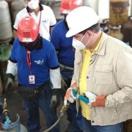 Diario Frontera, Frontera Digital,  NEVADO GAS, Regionales, ,Jehyson Guzmán reconoce el trabajo realizado por la gerencia de Nevado Gas