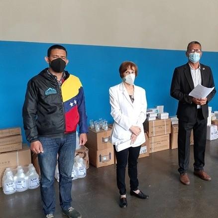 Diario Frontera, Frontera Digital,  PROTECCIÓN SOCIAL, CORPOMÉRIDA, Salud, ,Arribó a Mérida una nueva dotación de medicamentos e insumos