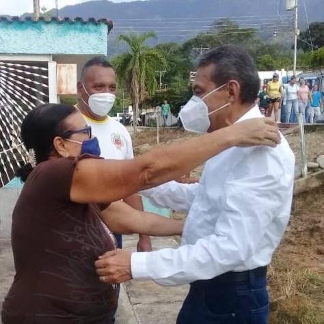 Diario Frontera, Frontera Digital,  RAMÓN GUEVARA EN GUAYABONES, Panamericana, ,Ramón Guevara llevó un mensaje de unidad y esperanza en Guayabones