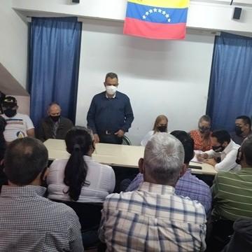 Diario Frontera, Frontera Digital,  LUIS MÁRQUEZ, PRIMARIAS EN TOVAR, Mocoties, ,Alcalde Luis Márquez: Tovar se llena de democracia  al darse el primer paso para las primarias