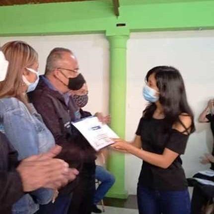 Diario Frontera, Frontera Digital,  ALCALDÍA DE LIBERTADOR, Regionales, ,Alcides Monsalve entregó Certificado  del Curso de Barbería y Recreadores Integrales