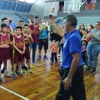 Diario Frontera, Frontera Digital,  U-12 masculino de Baloncesto, Deportes, ,Escuela Humboldt logró el título venciendo a Liban en la final