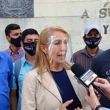 Diario Frontera, Frontera Digital,  ALCALDÍA DE TOVAQR.MUD, ALIANZA DEMOCRÁTICA, Mocoties, ,Sonia Castro (MUD) emplazó a Luis Márquez a medirse en un proceso interno