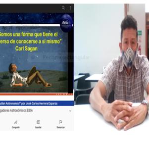 Diario Frontera, Frontera Digital,  Divulgadores científicos del CIDA, Tecnología, ,Divulgadores científicos del CIDA  refuerzan sus conocimientos en eventos astronómicos online