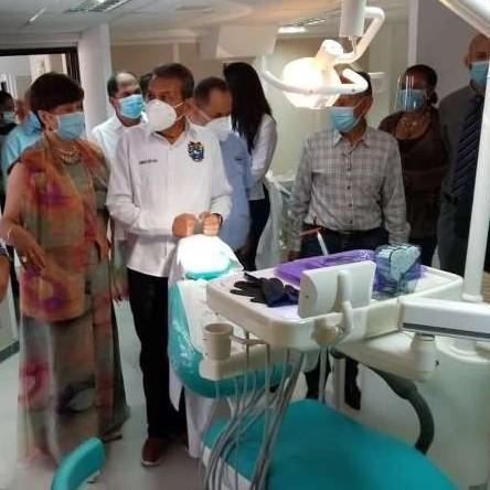 Diario Frontera, Frontera Digital,  CLÍNICA D ELOS TRABAJADORES, Salud, ,Gobernador de Mérida inauguró servicio odontológico  en Clínica de los Trabajadores