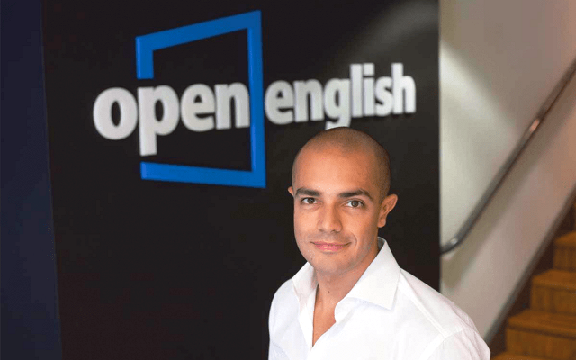 Diario Frontera, Frontera Digital,  Open English, Tecnología, ,Open English, una idea perseverante que nació en un apartamento