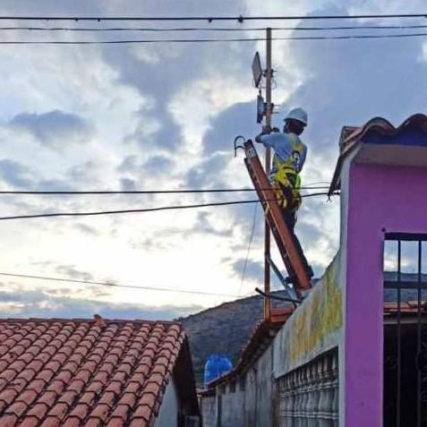 Diario Frontera, Frontera Digital,  LA HUERTA, MUNICIPIO SUCRE DE MÉRIDA, CANTV, INTERNET, Regionales, ,Familias de La Huerta se conectan con Wi-Fi de Cantv