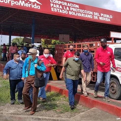 Diario Frontera, Frontera Digital,  NEVADO GAS, Regionales, ,Directiva de Nevado Gas y gerentes de plantas de llenado de Mérida  separados de sus cargos