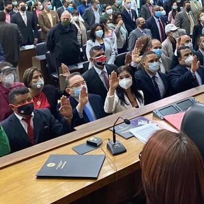 Diario Frontera, Frontera Digital,  LUIS LOAIZA RINCÓN, DIPUTADO EN LA AN, Politica, ,Luis Loaiza Rincón juramentado nuevamente  como diputado en la AN