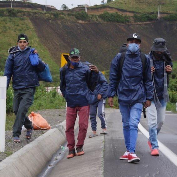 """Diario Frontera, Frontera Digital,  Huyen de Venezuela, Nacionales, ,Migrantes venezolanos en América Latina:  Del """"no queremos a los venecos"""" a su aceptación"""