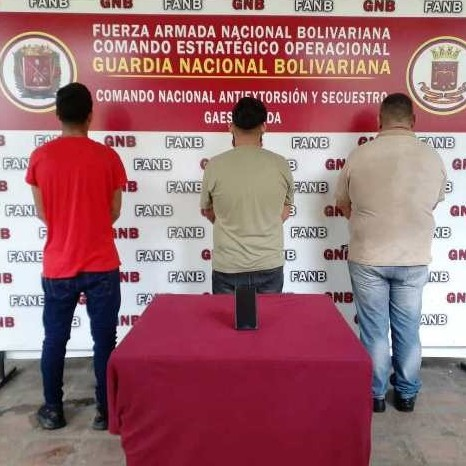 """Diario Frontera, Frontera Digital,  conas, Sucesos, ,CONAS DESMANTELÓ BANDA """"EL OSO""""  DEDICADA AL HURTO DE CELULARES EN EL VIGÍA"""
