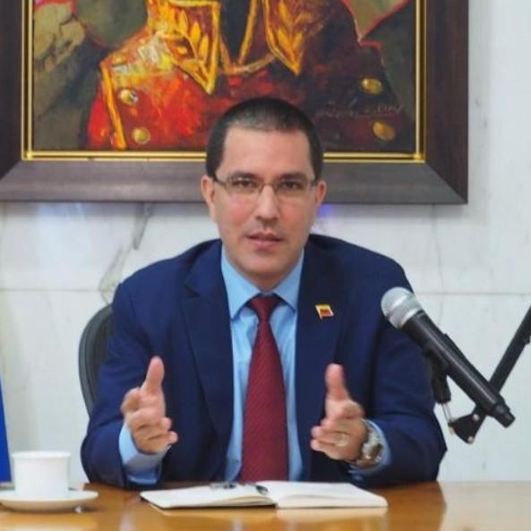 Diario Frontera, Frontera Digital,  JORGE ARREAZA, Nacionales, ,Gobierno repudia sanciones de la UE  contra 19 funcionarios venezolanos