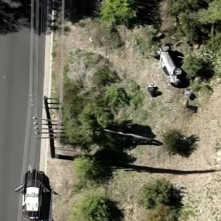 Diario Frontera, Frontera Digital,  Tiger Woods, Deportes, ,El golfista Tiger Woods sufrió un accidente de tránsito